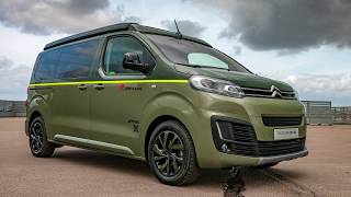 Download Citroën SpaceTourer Rip Curl Concept 2017 : visite guidée en vidéo Video