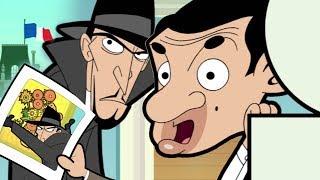 Download Art Thief | Funny Episodes | Mr Bean Cartoon World Video