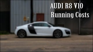 Download Audi R8 Running Costs - Fuel, Tyres, Insurance, Tax, Servicing, etc Video