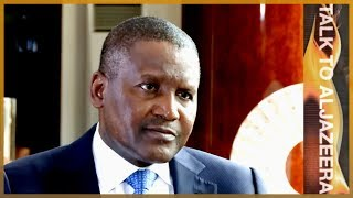 Download Aliko Dangote: Africa's richest man | Talk to Al Jazeera Video