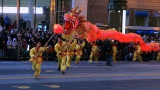 Download Chinese New Year Parade 2013 San Francisco (compilation) Video