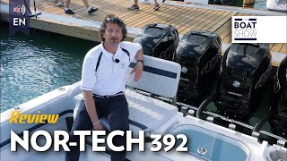 Download [ENG] NOR-TECH 392 - Review - The Boat Show Video