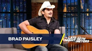 Download Brad Paisley Performs a Remix of ″She's Everything″ with More Realistic Lyrics Video