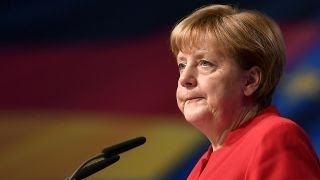 Download German's Merkel calls for ban on full-face veils Video