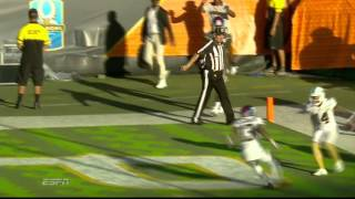 Download Toe Drag Swag: Jarvis Landry's Amazing Toe Tap TD! | Rice vs. Irvin | NFL Pro Bowl 2016 Video