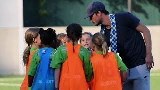 Download Sounders surprise U-9 girls team with full matchday experience Video