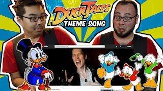 Download Top 9 DuckTales Theme Song Covers (Reaction) | Band vs Internet | RKVC Video