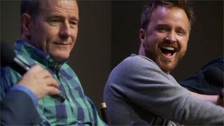 Download Breaking Bad Interview with Bryan Cranston, Aaron Paul and Vince Gilligan Video