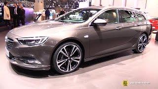 Download 2017 Opel Insignia Sports Tourer - Exterior and Interior Walkaround - 2017 Geneva Motor Show Video