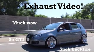 Download MkV GTI: What's my Exhaust Setup?! Video
