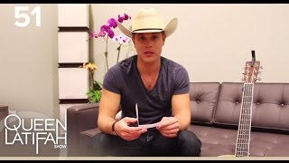 Download Dustin Lynch in Sixty Seconds | The Queen Latifah Show Video