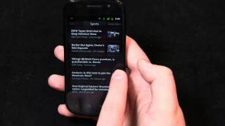 Download Android 2.3 Gingerbread Walkthrough Video