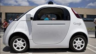 Download Google Ready to Turn Driverless Cars Into a Business Video