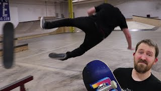 Download Learning How To Boardslide a Rail!!! Video