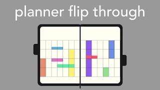 Download planner flip through Video