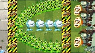 Download Plants vs Zombies 2 Gameplay Plants Challenge Monster Pea Pod Gameplay Top 10 Primal Videos Video