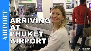 Download ARRIVING AT PHUKET INTERNATIONAL AIRPORT - Phuket Airport´s New International Passenger Terminal Video