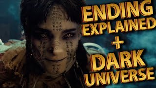 Download The Mummy Dark Universe And Ending Explained Breakdown And Recap Video
