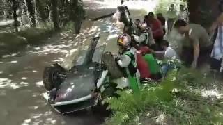 Download WRC Rally de Portugal 2017 - Andreas Mikkelsen Crash Video