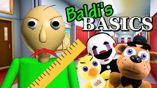 Download FNAF Plush – Baldi's Basics (Video game) Video