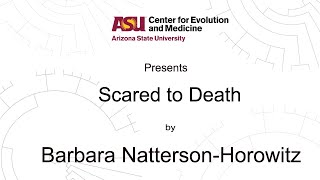 Download Scared to death | Barbara Natterson-Horowitz Video