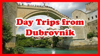 Download 5 Top-Rated Day Trips from Dubrovnik | Croatia Day Tours Guide Video