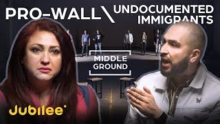Download Pro-Wall vs Undocumented Immigrants: Can They Agree? Video