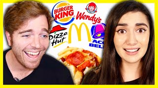 Download MIXING ALL FAST FOOD RESTAURANTS TOGETHER with SAFIYA NYGAARD Video