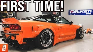Download Rebuilding (And Heavily Modifying) A 1989 Nissan 240SX Hatchback - (Part 6) Video