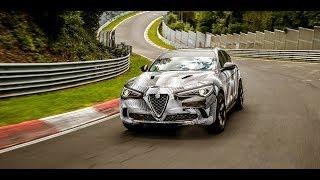 Download Alfa Romeo Stelvio en Nürburgring | Concesionario Motor Village Video