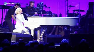 Download Lady Gaga performs The Edge of Glory at Harvey relief concert at Texas A&M Video