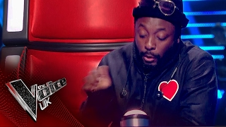 Download will.i.am Accidentally Presses His Button! | The Voice UK 2017 Video