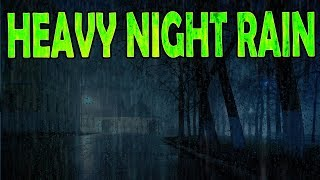 Download 🎧 Heavy Rain Sounds at Night - Sleep, Study, Relax | Ambient Noise Rainstorm, @Ultizzz day#69 Video