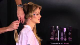 Download Get the Look: Victoria's Secret Fashion Show Runway Hair Video