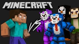 Download Herobrine VS Five Nights At Candys - Animation corto Minecraft Video