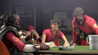 Download Team Fortress 2 - Love and War Cinematic Video
