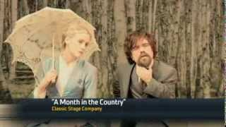 Download 'A Month in the Country' (Feat. Peter Dinklage & Taylor Schilling) Video