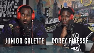 Download Redskins Junior Galette talk super bowl & His artist Corey Finesse spits on Real Late Video