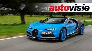 Download Review: Bugatti Chiron (2017) - by Autovisie Video
