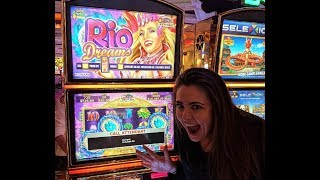 Download MASSIVE $18,000 HAND PAY JACKPOT | BIGGEST PAYOUT | Rio Dreams Slot Machine Video