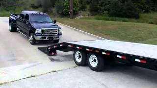 Download How NOT to Load a New Ford F-350 Truck on a Trailer Video