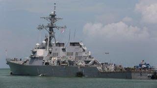 Download Investigating the USS John McCain crash Video