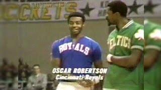 Download Oscar Robertson 24pts 6reb 5a 5stl (1969 NBA ASG MVP Full Highlights) Video