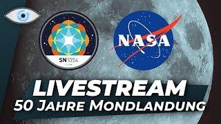 Download Wir fliegen zum Mond! - 50 Jahre Mondlandung - Der Livestream 20.07. ab 21 Uhr! Video