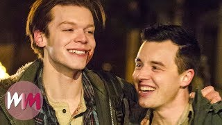 Download Top 10 Gay Male TV Couples Video