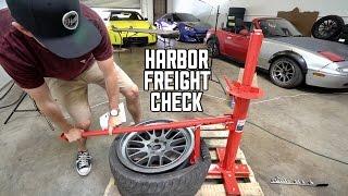 Download $140 Tire Mounter & Balancer TEST! Is it Worth? Video