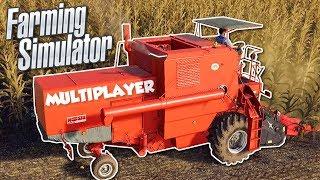 Download BAD FARMERS GROW CORN! - Farming Simulator 19 Multiplayer Gameplay Video