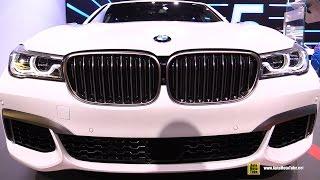 Download 2017 BMW M760i xDrive - Exterior and Interior Walkaround - 2017 New York Auto Show Video