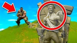 Download I AM STONE CHALLENGE In FORTNITE Battle Royale! Video
