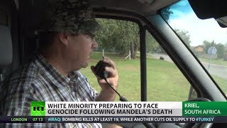 Download 'Prepping for Genocide': White minority fears 'anarchy' in post-Mandela S. Africa Video